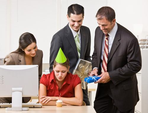 5 ideias para comemorar aniversário de funcionários